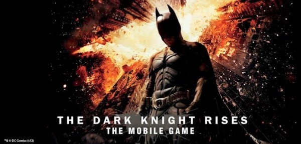The Dark Knight Rises ya puedes descargarlo desde Google Play
