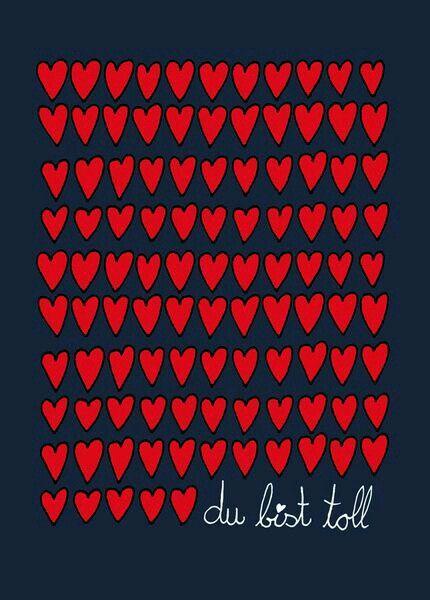 Ich liebe dich …