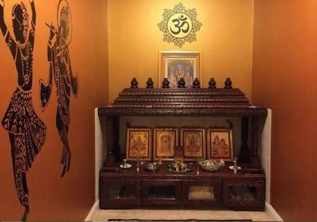 Image result for pooja room designs