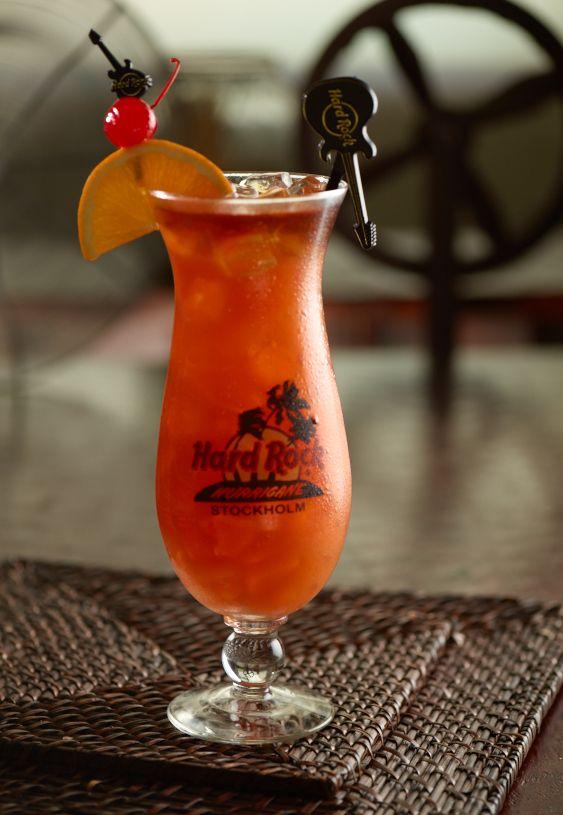 Hurricane 1 Drink of The Week: The Hurricane