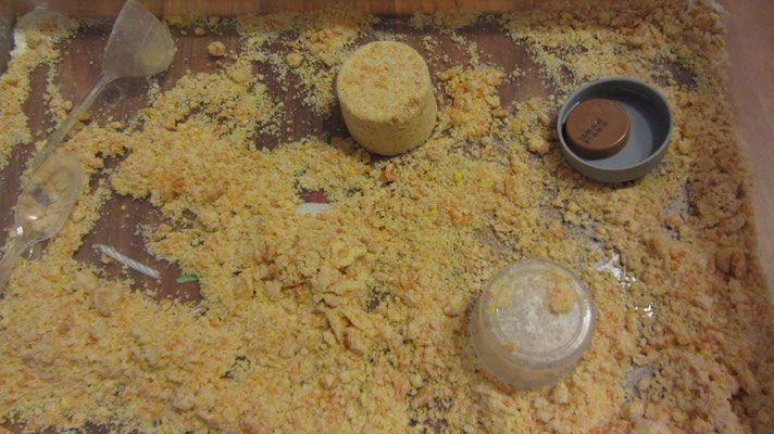 Domowy piasek
