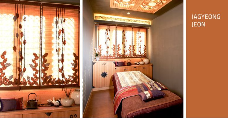 Dr. JK medical spa experienced in only JK | JK Plastic surgery  Jagyeongjeon JK's private spa room named after the residence of the Queen Mother.