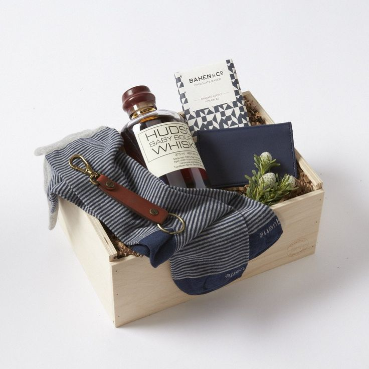 Only Good Things Gift Box   Bourbon