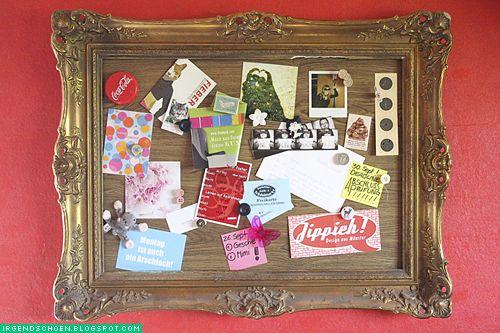 diy project magnet board