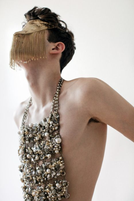 Fashion Textiles, Boys, Men Fashion, Masks, Sexy Men, Jewelry, Fringes, Men Form, Candid Inspiration