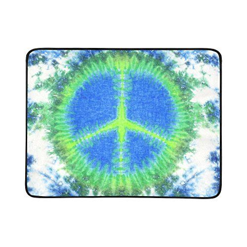 InterestPrint Peacock Aztec Mandala Custom Foldable Beach Blanket Mat Picnic Blanket Camping BlanketPark Mat Outdoor Blanket 78 x 97 Inches >>> Check out the image by visiting the link.(This is an Amazon affiliate link and I receive a commission for the sales)