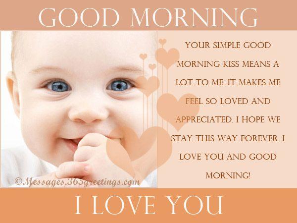The 25 Best Good Morning Love Ideas On Pinterest: 25+ Best Ideas About Good Morning Love Messages On