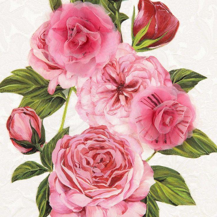 Dolce & Gabbana - Girls Ivory Brocade 'Dance Rose' Top | Petit Outlet