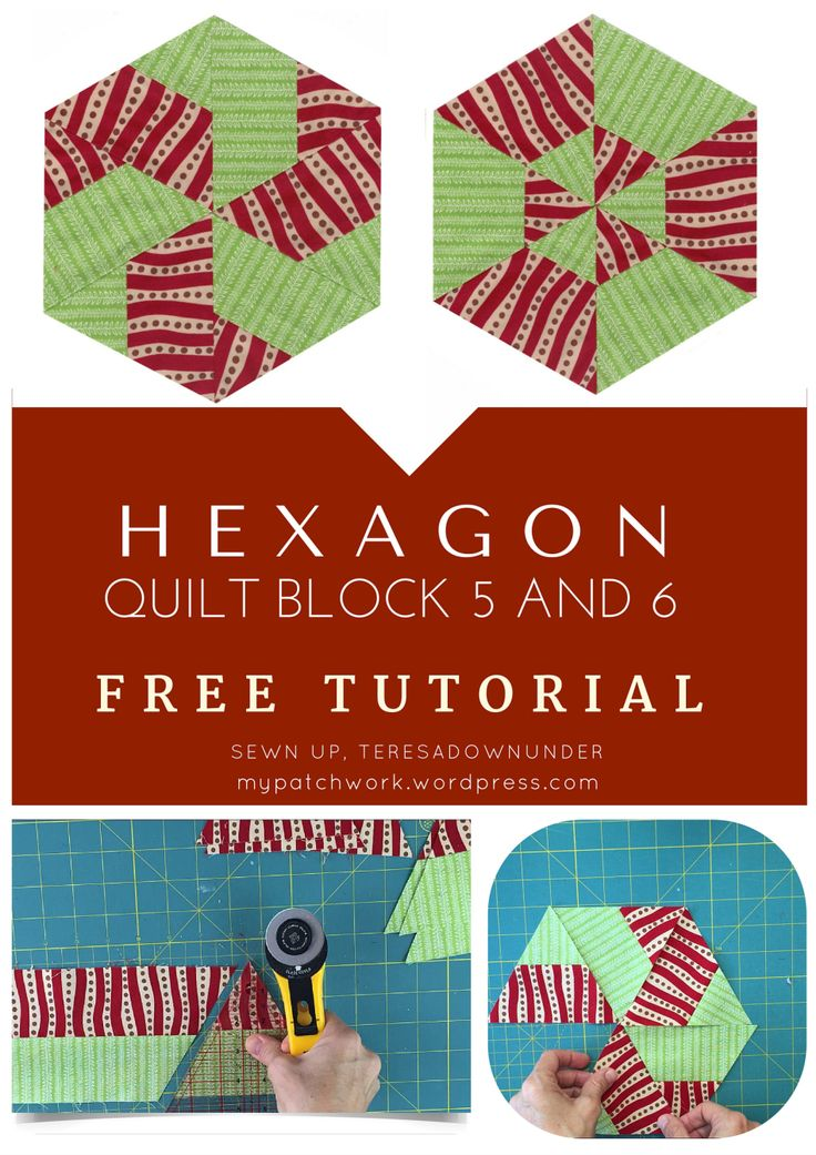 25 Best Ideas About Hexagon Patchwork On Pinterest
