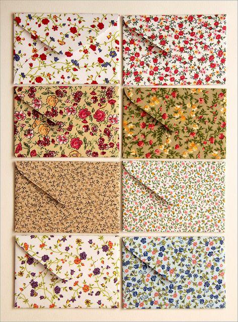 Envelopes by Zoopress studio