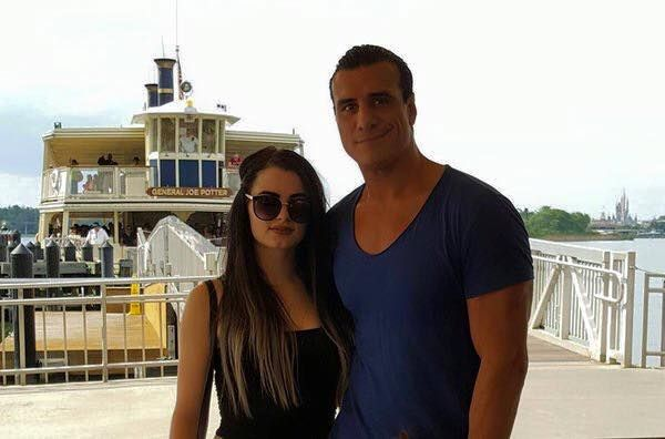 alberto del rio and paige | Congratulations to WWE's newest real-life couple - Wrestling News
