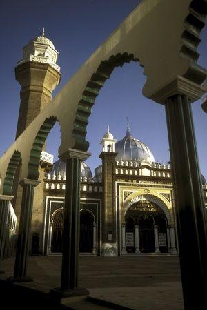 Ismaili Mosque, Nairobi, Kenya