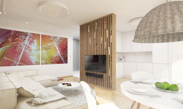Trojizbový byt, Belaria, Bratislava | RULES architekti