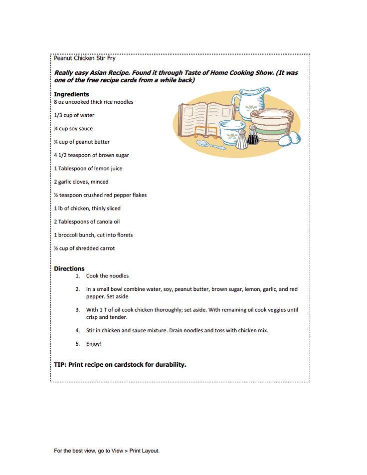 Peanut Chicken & Broccoli w/noodles  RecipeCard.pdf - Google Drive