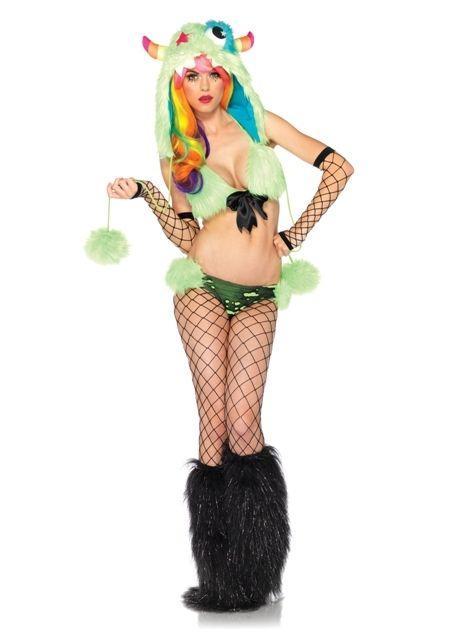superstar monster womenu0027s costume