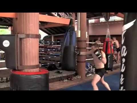 Muay Thai Training - Hardcore