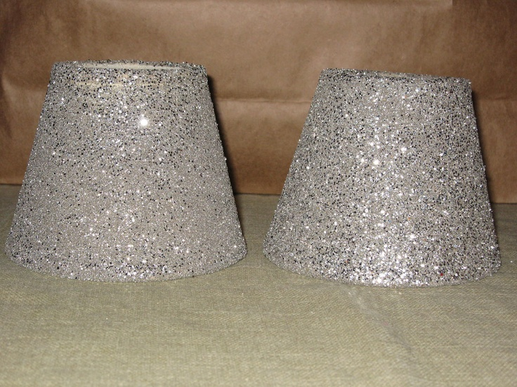 17 Best Ideas About Glitter Lampshade On Pinterest Girls