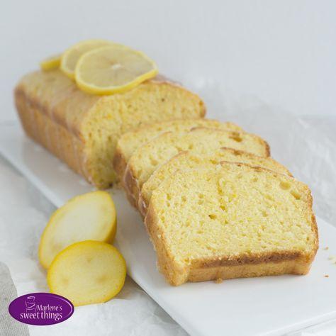 Zitronen Zucchini Cake - Lemon Zucchini Cake