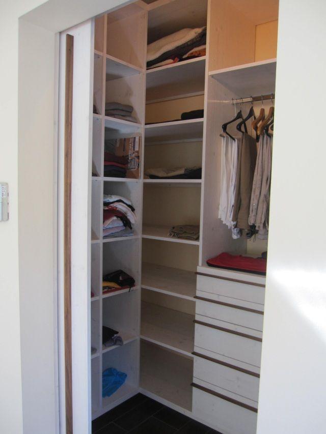 Billig Kleiner Raum Begehbarer Kleiderschrank Good Looking