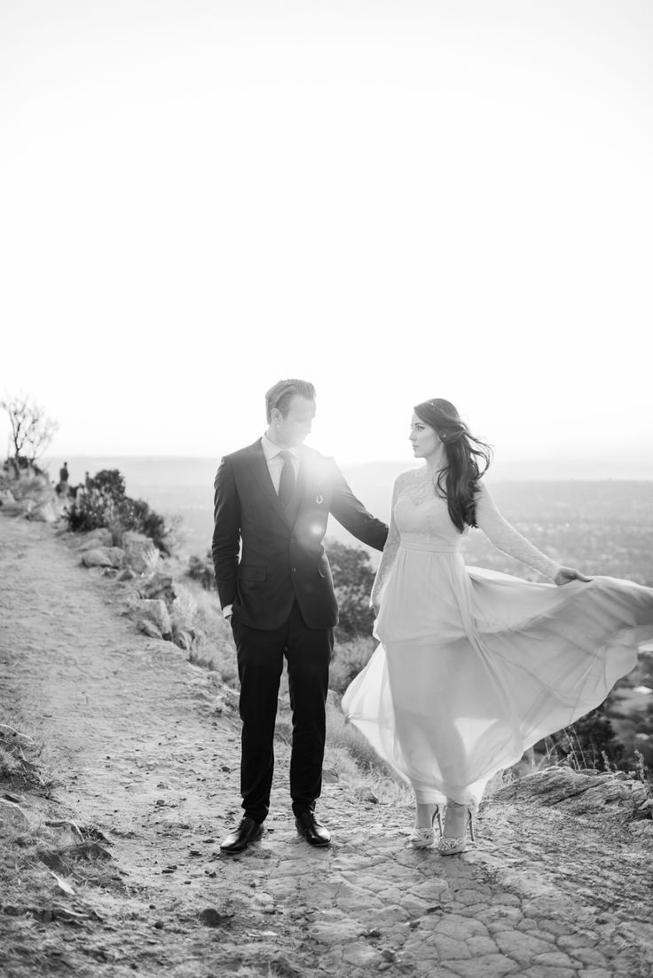I deem this couple not only beautiful, but also pretty darn smart. They chose a fantastic location for their wedding celebration but also had the bright idea to bring Louise Vorster with them to Northcliff Hill to capture some of the most romantic images I've ever seen. Between these pics and Orpen Films' creation, I've […]
