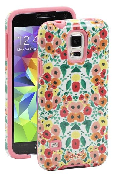Sonix Flower Print Samsung Galaxy S® 5 Case available at #Nordstrom