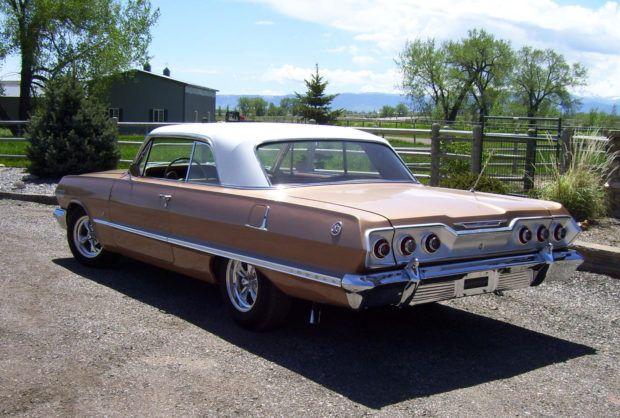 1963 Chevrolet Impala Coupe 4 Speed Chevrolet Impala Impala