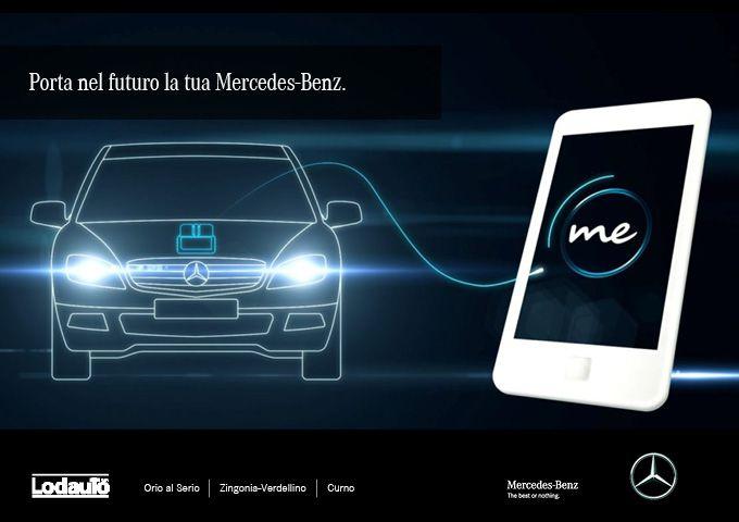 Scopri #MercedesmeAdapter: tieni sotto controllo tutti i dati relativi alla tua vettura e ricevi #assistenza in caso di necessità. Verifica che la tua auto sia compatibile con il servizio e corri da Lodauto Bergamo! http://lodauto.it/adapter-mercedes-me-porta-nel-futuro-la-tua-mercedes-benz/