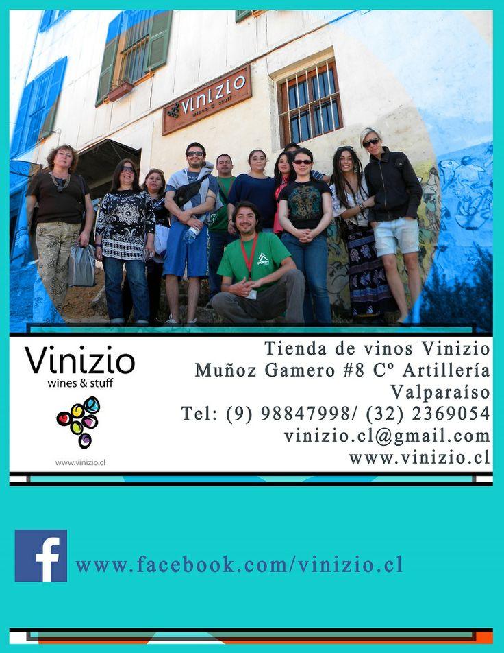 Vinos orgánicos y traídos directamente de pequeñas viñas especializadas de distintos valles del centro de Chile y Mendoza Argentina. Punto obligado a visitar.