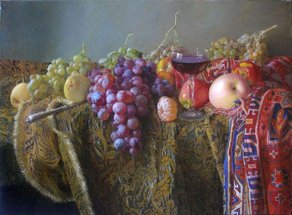 peinture artiste Aleksandr Saidov -07