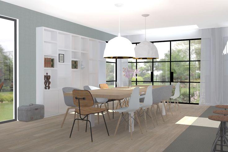 Interieuradvies uitbouw woning