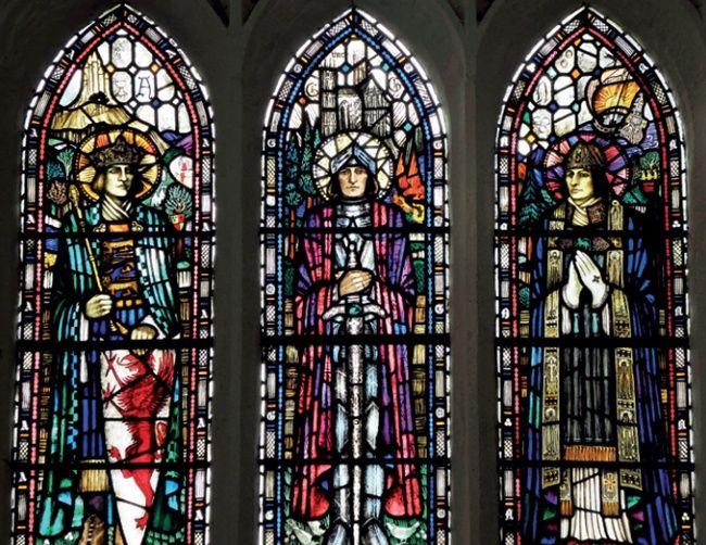 pentecost king arthur