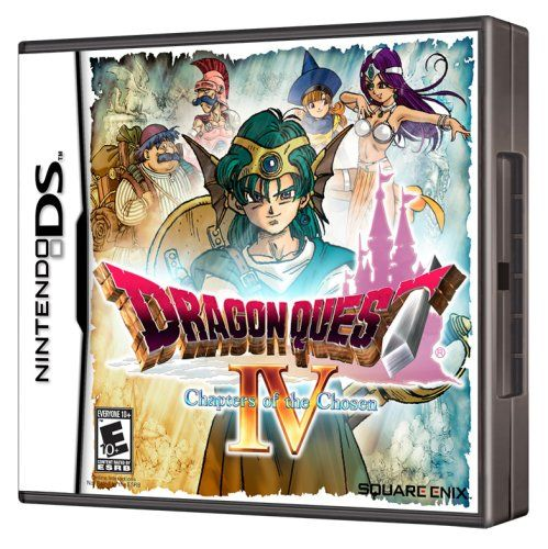 Amazon.com: Dragon Quest IV: Chapters of the Chosen - Nintendo DS: Video Games