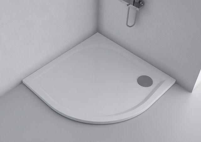 shower tray KLARA 900  #marmite #marmiteSA #showertray #piattodoccia #douche #duschwanne #simpledesign #schlichtesdesign #designépuré #bathroom #bagno #baignoire #badezimmer