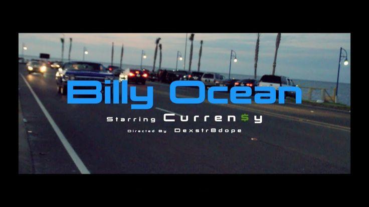 #MONSTASQUADD Curren$y – Billy Ocean (Official Music Video)