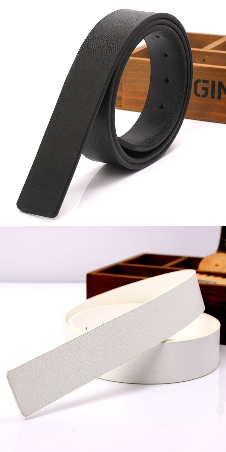 Hot selling leather belt, fashion popular business personality belt, only with body, without buckle