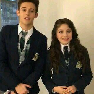 Matteo y Luna
