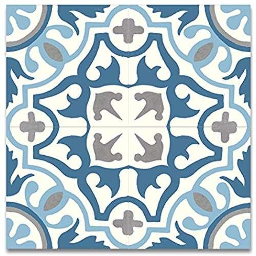 Moroccan Mosaic Tile House Ctp05 01 Baha 8 X8 Handmade