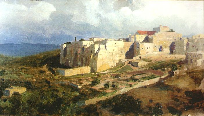 Bethlehem Polenov - Bethlehem - Wikipedia, the free encyclopedia