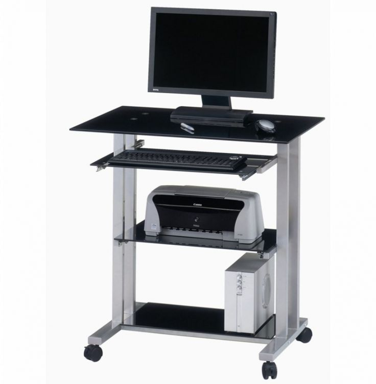 computer stands for desks - best spray paint for wood furniture Check more at http://www.sewcraftyjenn.com/computer-stands-for-desks-best-spray-paint-for-wood-furniture/