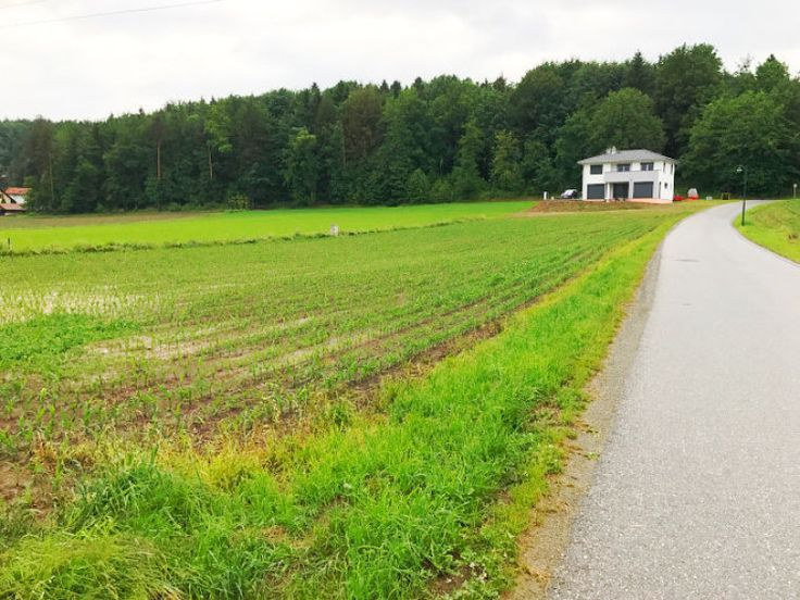 Voll aufgeschlossene Baugrundstücke! Wunderschöne Lage in Eibiswald!  33 euro