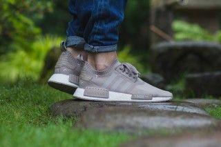 "adidas Adds ""Vapor Grey"" to the NMD_R1 Primeknit Lineup"