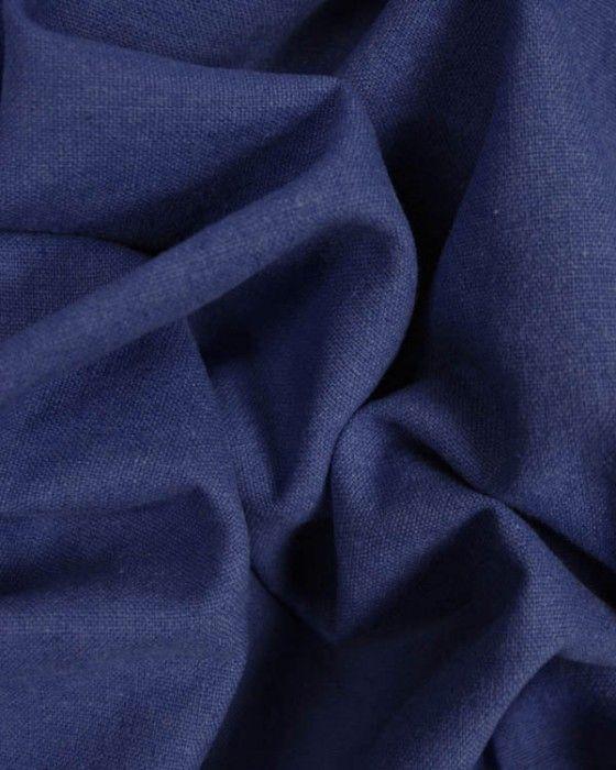 Linen & Cotton Blend Fabric | Hyacinth | Truro Fabrics