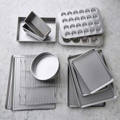 Williams Sonoma Traditionaltouch™ 15-Piece Bakeware Set #williamssonoma