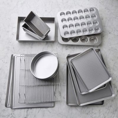 Williams-Sonoma Traditional Finish 15-Piece Bakeware Set #williamssonoma