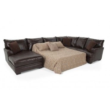 My Allure Bonded Leather #Sectional cannot be beat! Looks great, sits great...it's easy on the eyes, tushie and wallet!