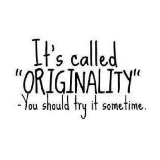Quit tryin to replace or copy everything! Be your own person!!