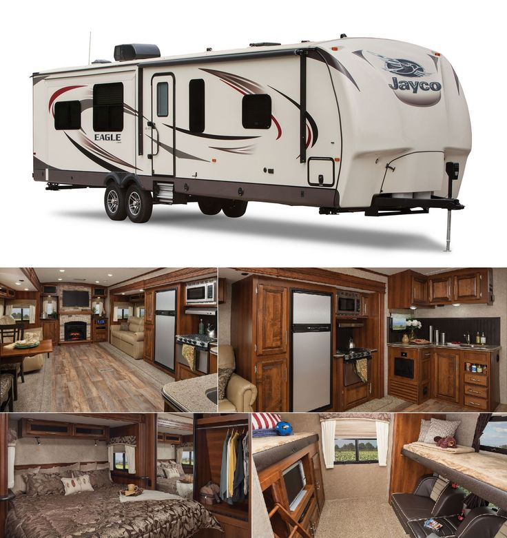 Awesome Jay Feather Ultra Lite Travel Trailers  Jayco Inc