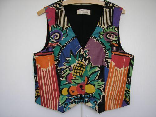 "Matisse Ladies Handmade Waistcoat 10-12  (32"" - 34""_ from Jacaranda"