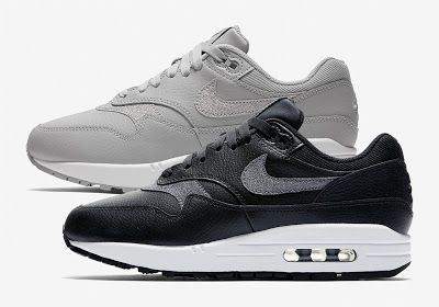 2a9750de19469 EffortlesslyFly.com - Online Footwear Platform for the Culture: Nike Air  Max 1 Premium Arrives In Grey And Black L..