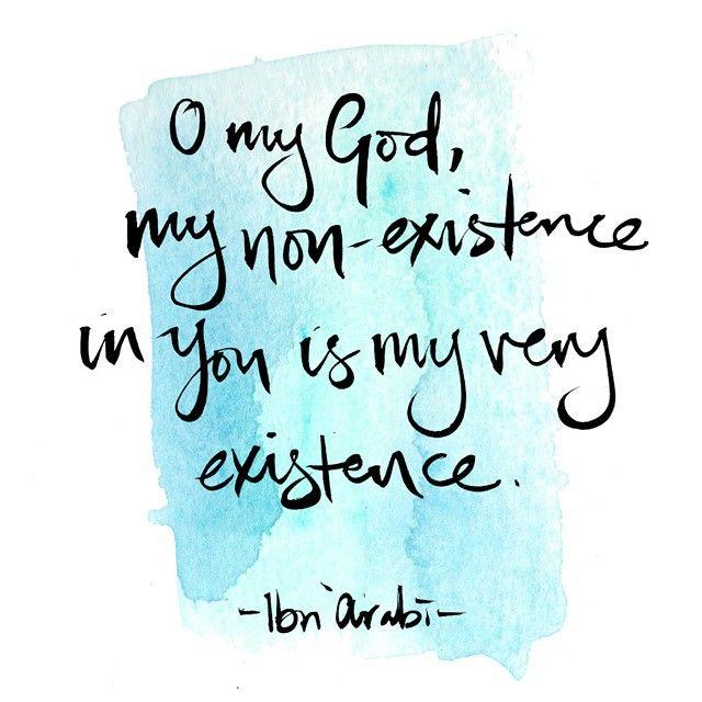 Life Of My Heart — ibn arabi sufi quote